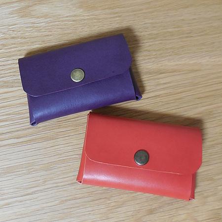 革製カードケース
