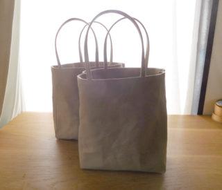 帆布紙袋バッグ