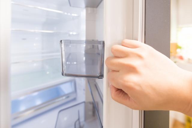 冷蔵庫を買う