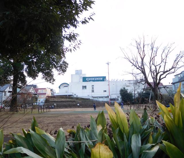 吉祥寺 中道通り