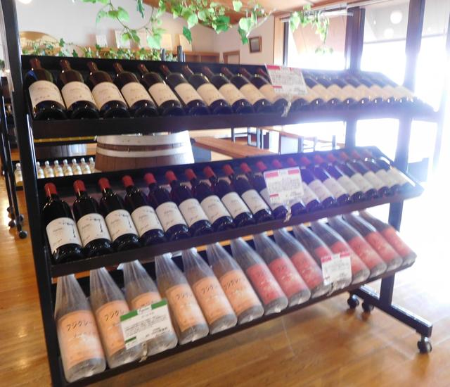 一升瓶ワイン